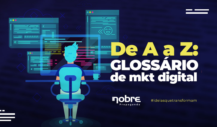 De A a Z: glossário de marketing digital